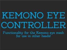 Kemono Eye Controller - Moving Kemono eyes in 3rd party heads