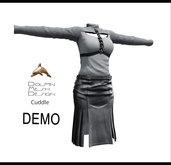 [Dolphin Design Mesh]Cuddle demo