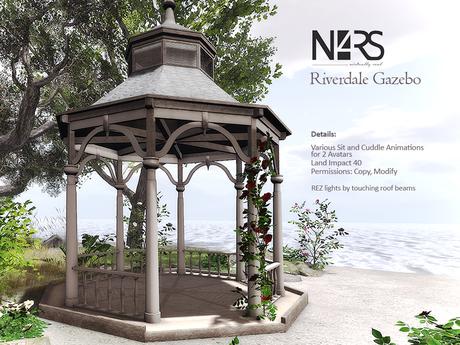 N4RS Riverdale Gazebo bx