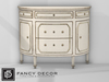 Fancy Decor: Printemps Cabinet (white)