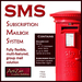 SMS - Subscription Mailbox System