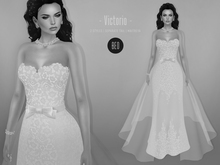 DEMO: BEO_Victoria_wedding_gown_[Maitreya]_PACK