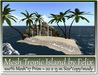 Mesh Tropic Island by Felix17 Prim = 20 x 15 m Size copy-mody