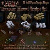 *YEN* Treasure Hoard Sculpt Set