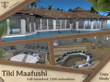 Tiki Maafushi  1200 animations (full-furnished) .:JC:.