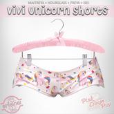 !PCP :: Vivi Shorts [Unicorn Rainbow]