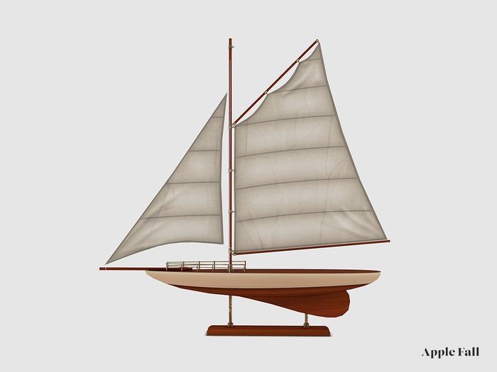 Apple Fall Ralph's Boat
