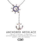 Cae :: Anchored :: Necklace [bagged]
