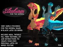 Visual Magick - Simple Snokra Stockings