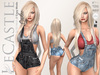 LeCastle - Cadee Suit Shorts & Top / Maitreya / Slink / Belleza / TMP / eBody / HUD