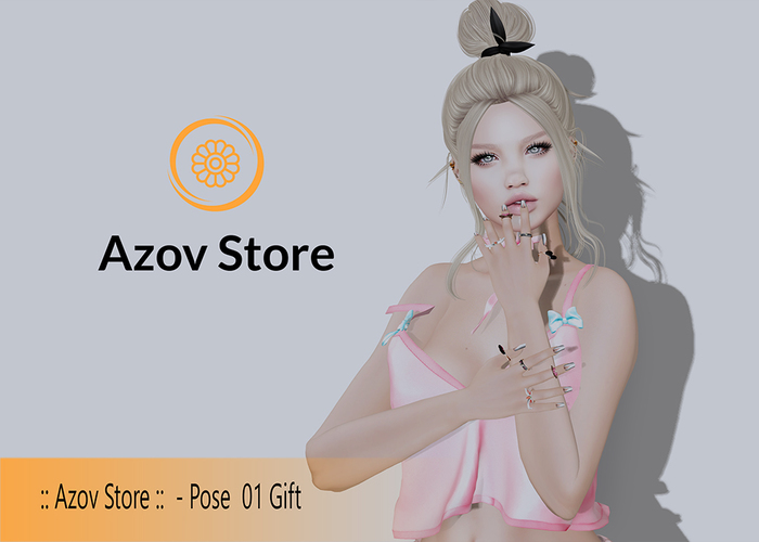 :: Azov Store ::  - Pose  01 Gift - BOX