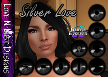 [LNL] Omega Eye Collection - Silver Love