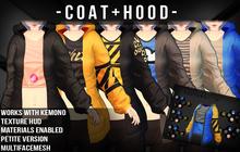 -Dimensional - Crop hood -