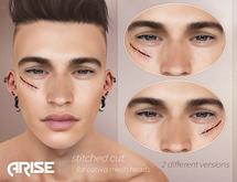 .ARISE. Stitched Cuts