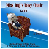 Miss Ing's Easy Chair
