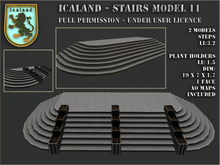 Icaland - Stairs Model 11