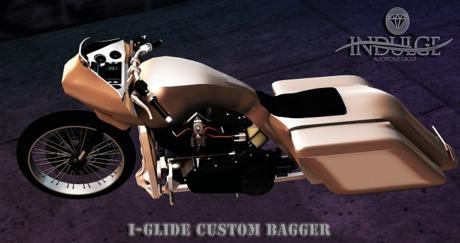 .::Indulge::. I-Glide Limited Platinum BOX  (wear me)