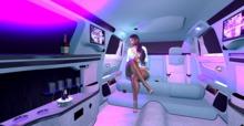 .::Indulge::. CTS 2018 limousine Pinky