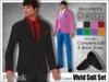 [Phunk] Vivid Suit Set (8 Colors)