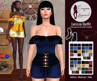 [EN] Larissa Outfit { ADD ME }