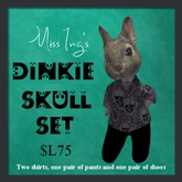 Miss Ing's Dinkie Skull Set