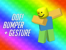 Roblox OOF Bumper + Gesture