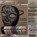 ~JJ~ Masquerade Mask ~ Anonymous