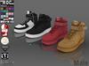 ::ROC:: Air Force Sneaker (MALE)