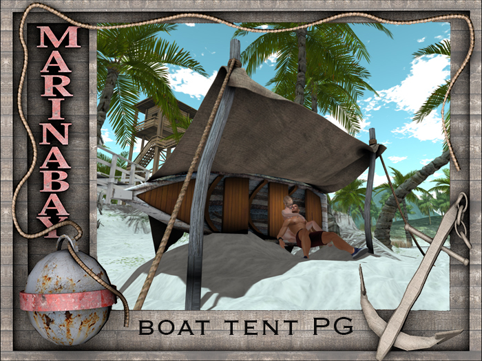 boat tent PG