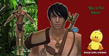 """Call of The Jungle""  For Max Altamura"
