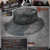 D1-MTG StreetFighter Boonie Hat UDCP