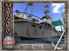 hull texture bandit 570