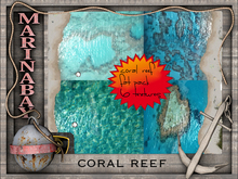 coral reef fat pack