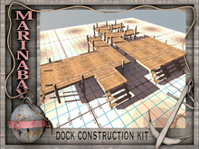 pier construction kit