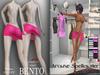 bag Skirt Tinny BENTO W/CH *Arcane Spellcaster* Ak-Creations