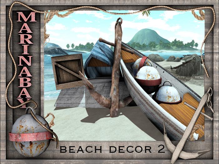 beach decor 2