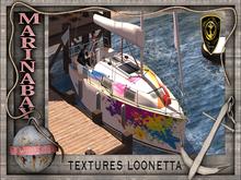 rainbow loonetta texture kit
