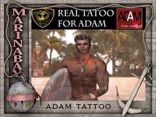 surfer tatoo