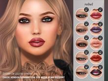 "alaskametro<3 ""Rebel"" makeup palette - Catwa"