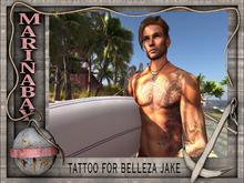 surfer tatoo for belleza