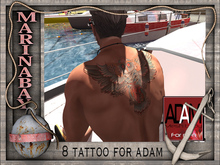 hud 8 tatoo for adam