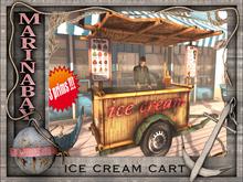 icecream cart
