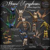 5. *HEXtraordinary* Gryphon Perch Tree - RARE