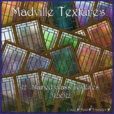 Madville Textures - Stained Glass Windows 01
