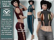 [TBB] V-Tech Boi Chest - Go Ballistic Outfit