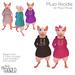 [Teegle] Muso Mouse Hoodie