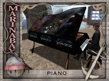jean's piano