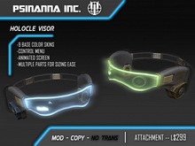 PsiNanna, Inc. Holocle Visor (BOX)