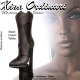 *XO* Western Boots