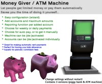 Money Giver / ATM Machine (boxed)